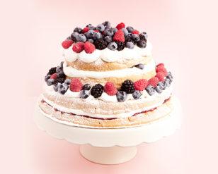 naked cake level 2